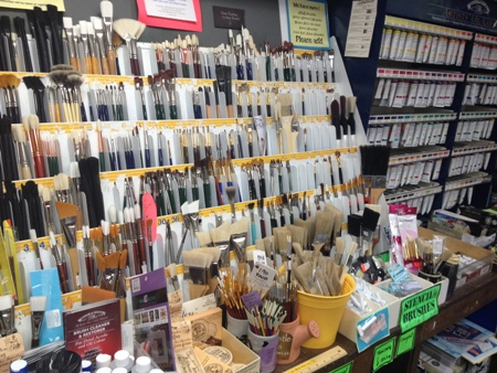 art supplies anne arundel county md